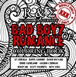 Bad Boyz of Romance Adult Coloring Book