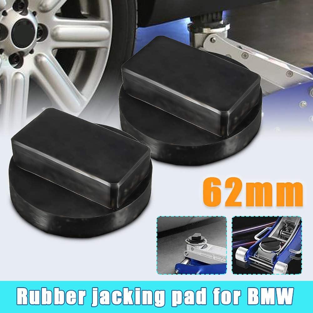 Zqirolt Gummi Jack Pad Langlebig Car Floor Frame Rail Adapter Für Bmw Mini R50 52 53 55 Auto