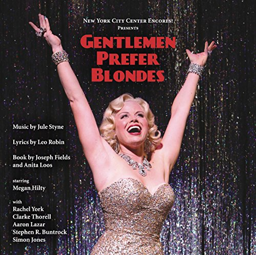 Gentlemen Single out Blondes (New York City Center Encores! Presents)