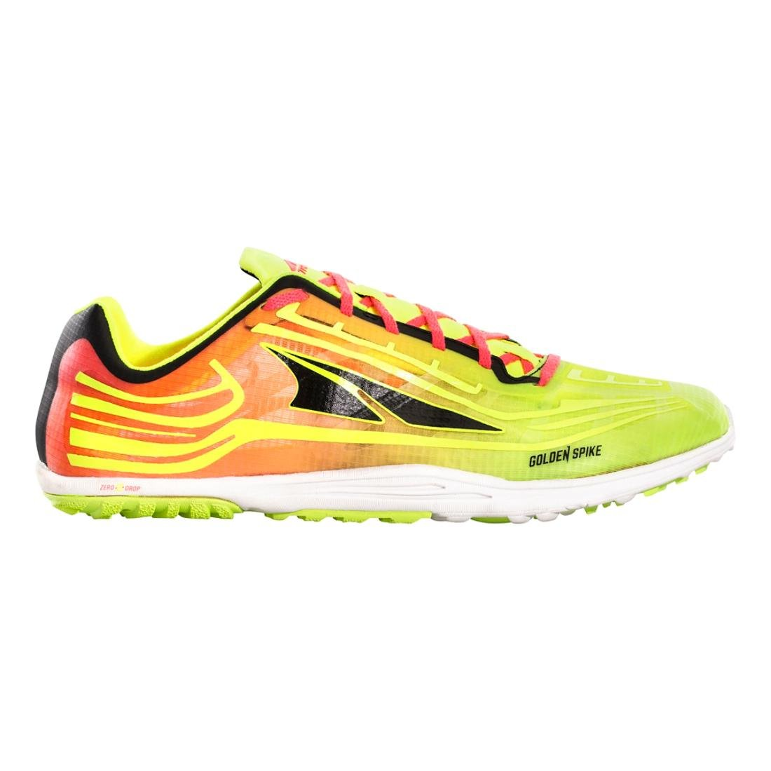 Altra Men's Golden Spike Running Shoe B01MQYIL75 15 M US Lime/Pink