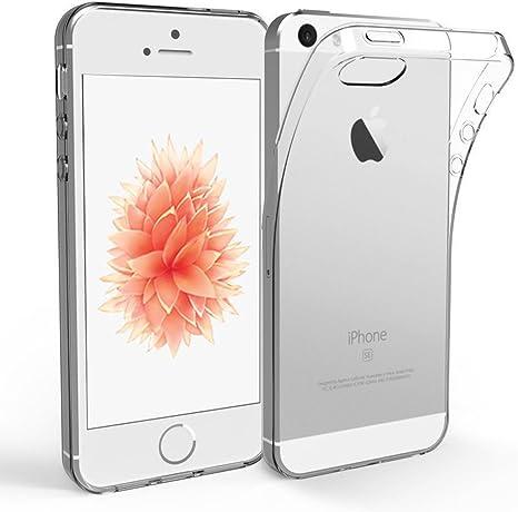 cover iphone 5c trasparente