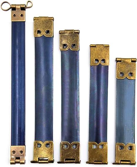8,5 cm Cierre flexible para bolsos y monederos