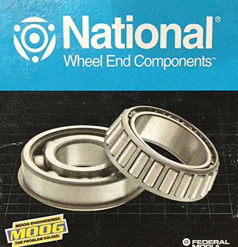 NATIONAL HD207 (663/653) TAPERED ROLLER BEARING by National
