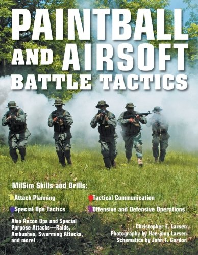 [Paintball and Airsoft Battle Tactics] (Ltd Paintball Pants)