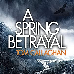 A Spring Betrayal Audiobook