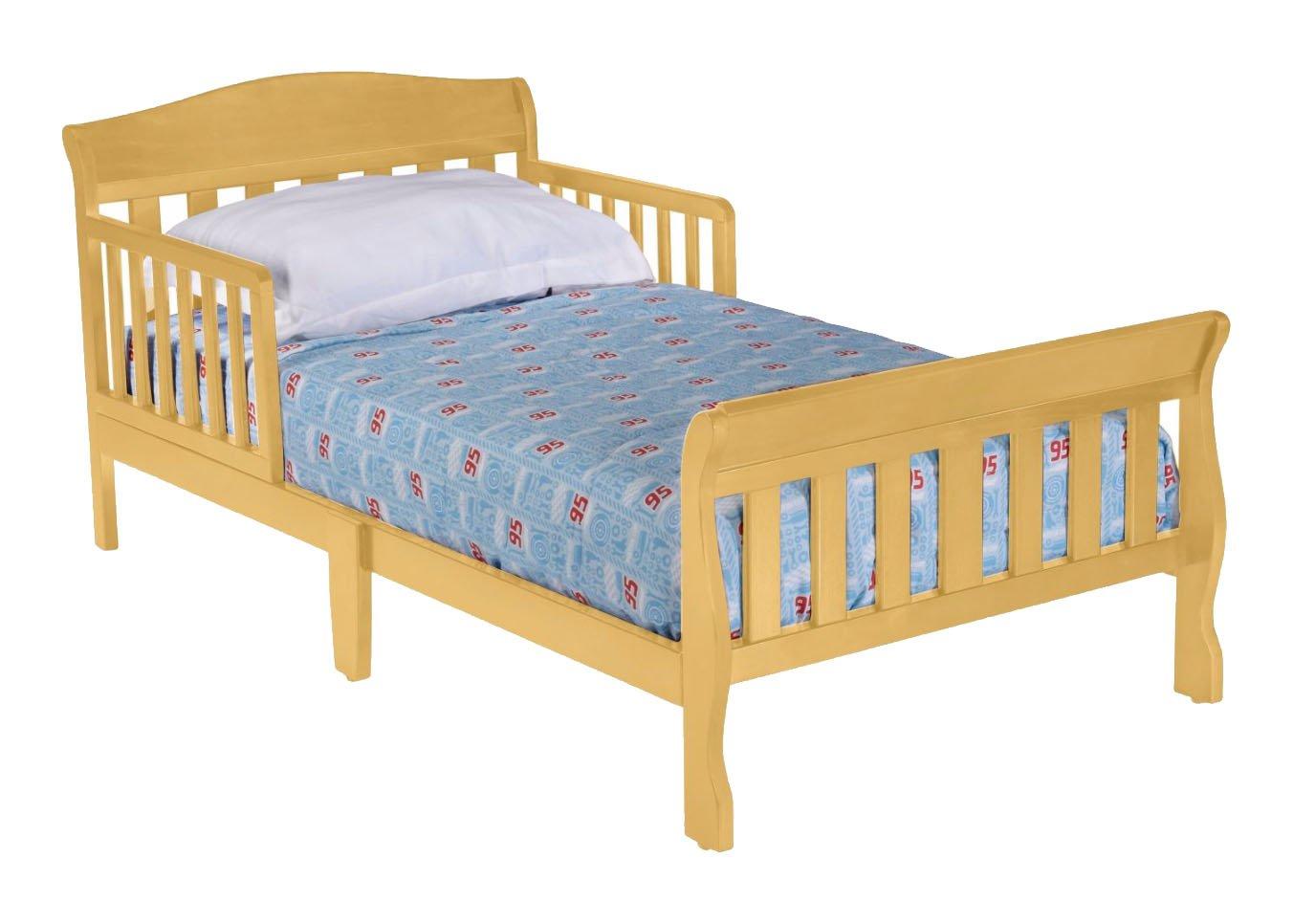 Delta Children 7184-260 Canton Toddler Bed, Natural
