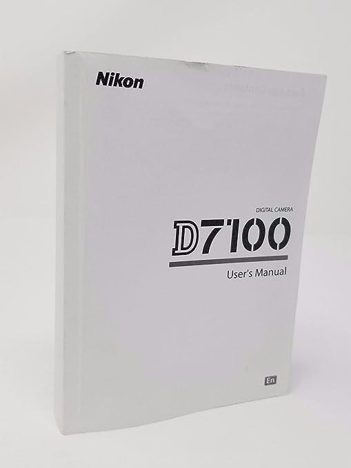 Original instruction manual nikon af-s dx nikkor 18-200mm f/3. 5.