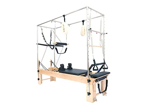 Pilates Cadillac Reformer by Pilates Equipment Fitness