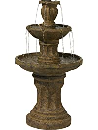 Outdoor Fountains Amazon Com