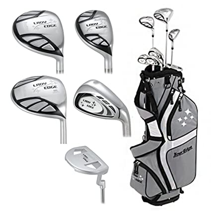 Amazon.com: tour edge hembra Lady Edge paquete (, Señoras ...