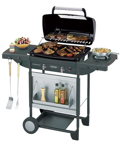 100 opinioni per Campingaz Texas Re.volution- Barbecue a Gas
