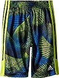 Kyпить adidas Kids Baby Boy's Amplified Net Shorts (Toddler/Little Kids) Bright Yellow 3T на Amazon.com