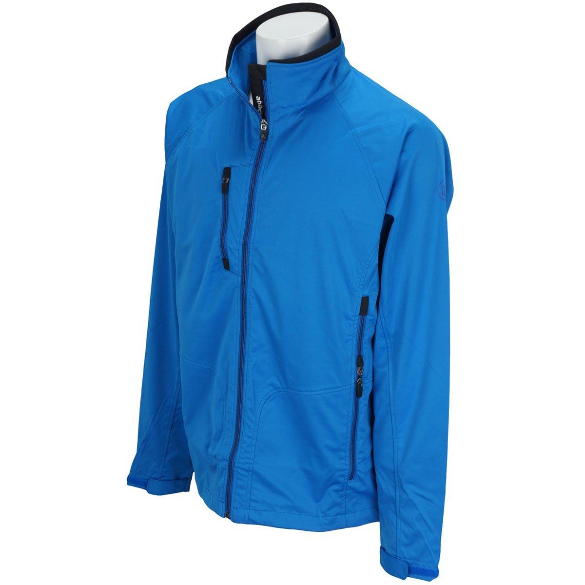 アバカス ABACUS アウター(ブルゾン、ウインド、ジャケット) ジャケット ブルー S B079HKSZLY S|ブルー ブルー S