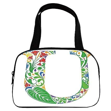 d0a42a9f0220 Amazon.com   Personalized Customization Small Handbag Pink