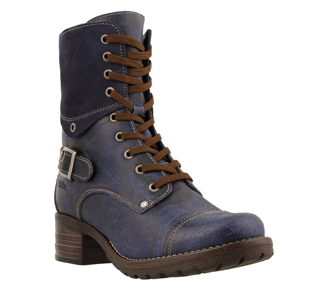 Taos Women's Crave Boot B01MZ756D6 37 M EU / 6-6.5 B(M) US|Indigo