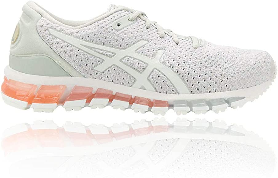 Asics Gel-Quantum 360 Knit 2 Womens Zapatillas para Correr - 38: Amazon.es: Zapatos y complementos