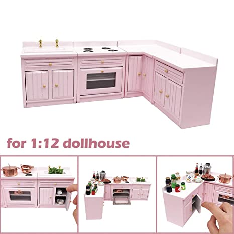 Wondrous Amazon Com Vibola Dollhouse Furniture Accessories Freely Download Free Architecture Designs Scobabritishbridgeorg