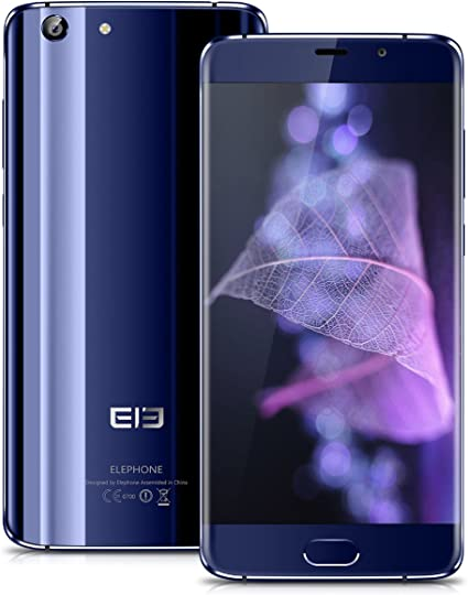 elephone S7-64GB Smartphone Libre 4G LTE (Android 6.0, Pantalla ...