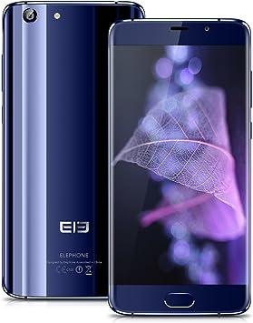 elephone S7-64GB Smartphone Libre 4G LTE (Android 6.0, Pantalla 5.5