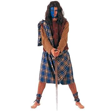 Limit Warrior Costume écossais taille M  Amazon.fr  Jeux et Jouets 5fae6b33587