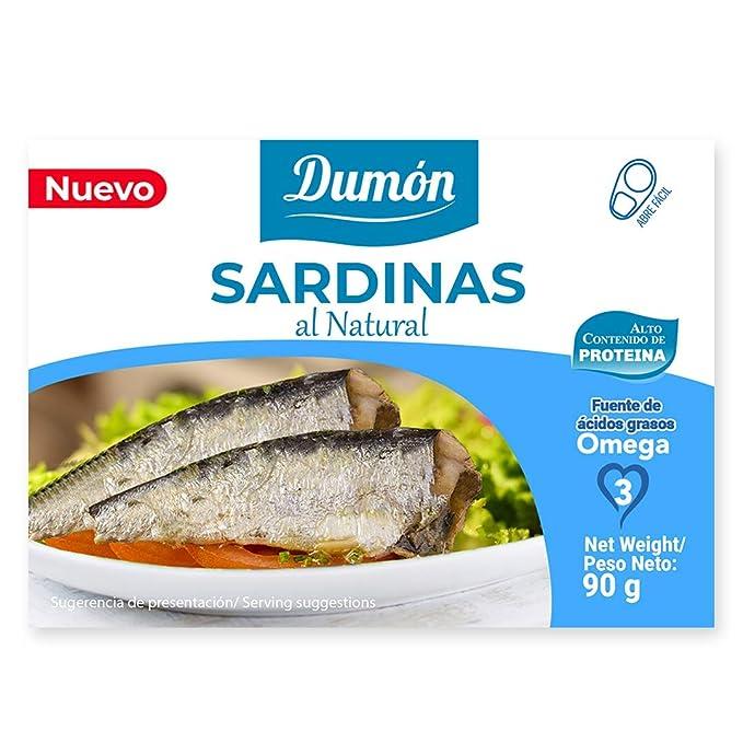 dieta in scatola di sardines