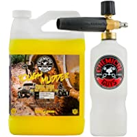 Chemical Guys EQP339 TORQ Professional Foam Cannon & Tough Mudder Truck Wash (128 fl oz)