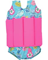 Splash About Collections Float Suit, 1-2 Years (Chest: 51cm   Length: 37cm)), Tutti Frutti