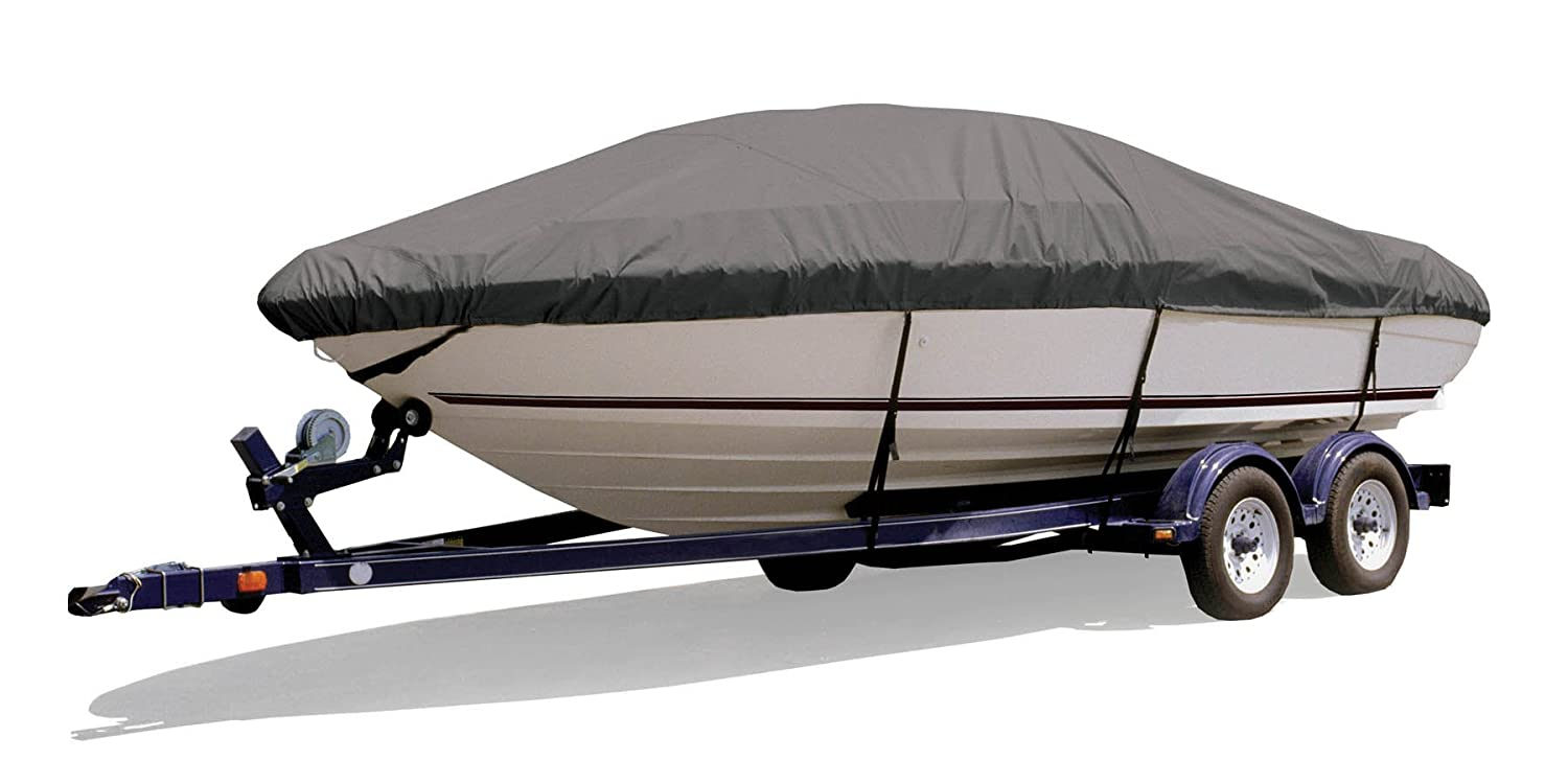 Outboard Engine Survivor Marine Products Cover for Euro Style V-Hull Bow Rider Boat