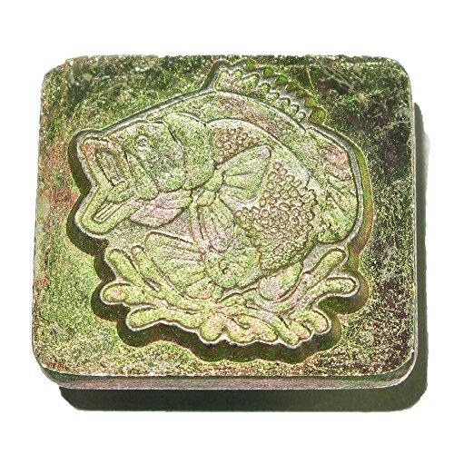 Buy zelikovitz bass leathercraft 3-d stamp 88362-00
