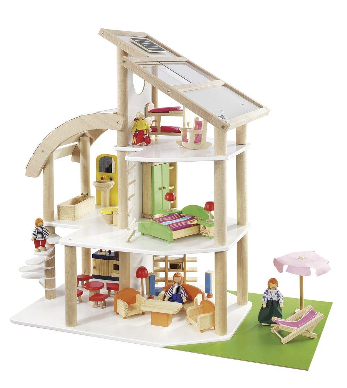 Puppenhaus Holz - howa Puppenhaus