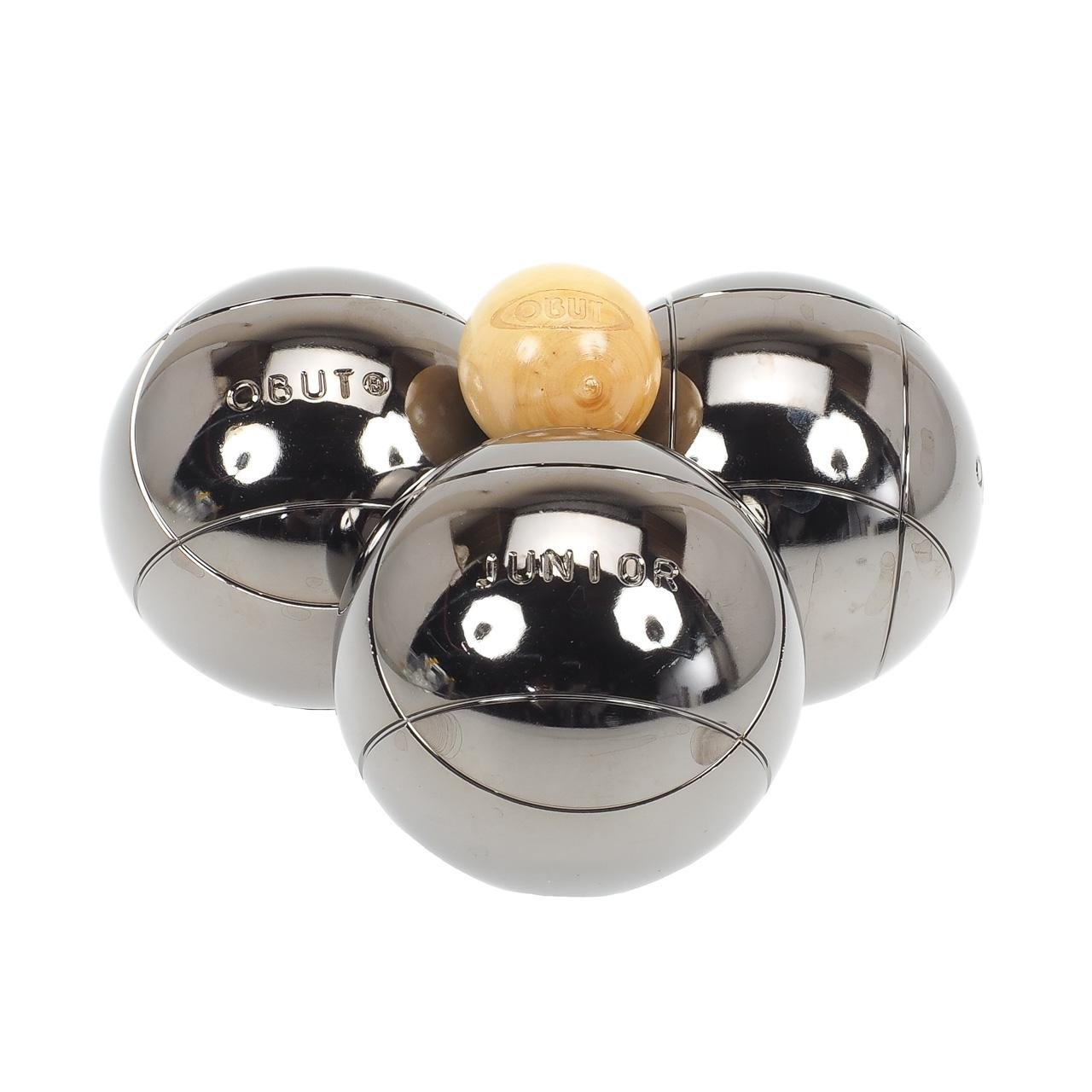 La Boule Obut - A1300302 - Jeu de Plein Air - Malette 3 boules de pétanque product image