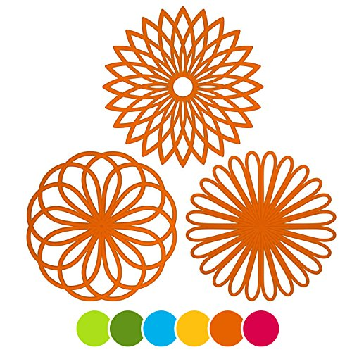 ME FAN Silicone Multi Use Flower Trivet product image