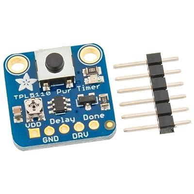 TPL5110 Herramientas de Desarrollo del módulo de desconexión del Temporizador de Baja Potencia Durable Diseño Compacto Evaluar Placa de Desarrollo - Azul: Juguetes y juegos