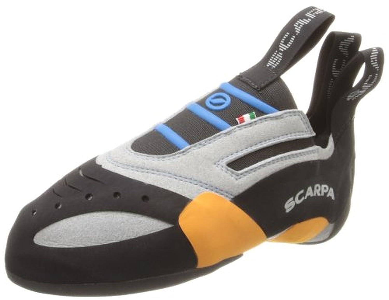 Scarpa Stix Climbing Shoes & Etip Lite Gripper Glove Bundle