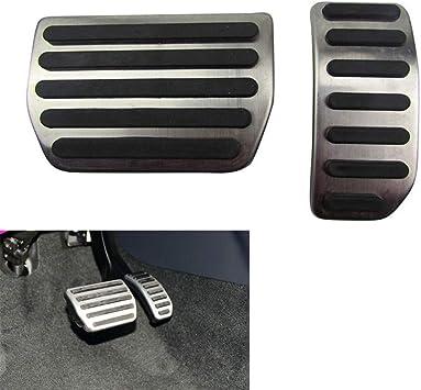 Fußpedal Pedalkappen Auto Pedale Abdeckung Aluminiumlegierung Gummi Für Xc60 V60 S60 Pedal Auto