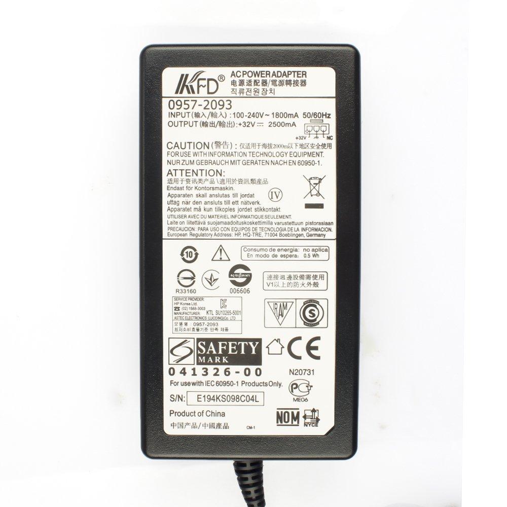 Cable de alimentación y FR HP Officejet Pro L7380 L7580 L7680 ...