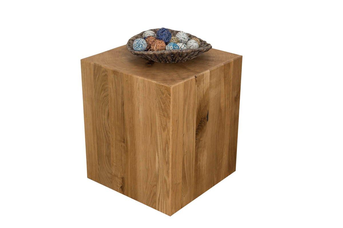 Couchtisch Holzblock holzblock tisch amazon de baumarkt