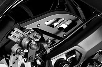 DPM Race TMAX 2017//19 Kit License Plate Holder - Adjustable Tail Tidy R-0835 - 100/% Made in Italy LED Light and Hardware Fasteners Included De Pretto Moto Accessories