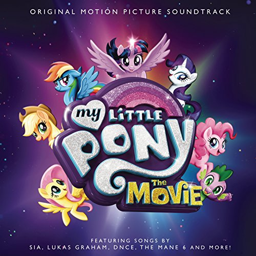 My Little Pony: The Movie (Original Motion Picture Soundtrack) (Christmas Album Mlp)