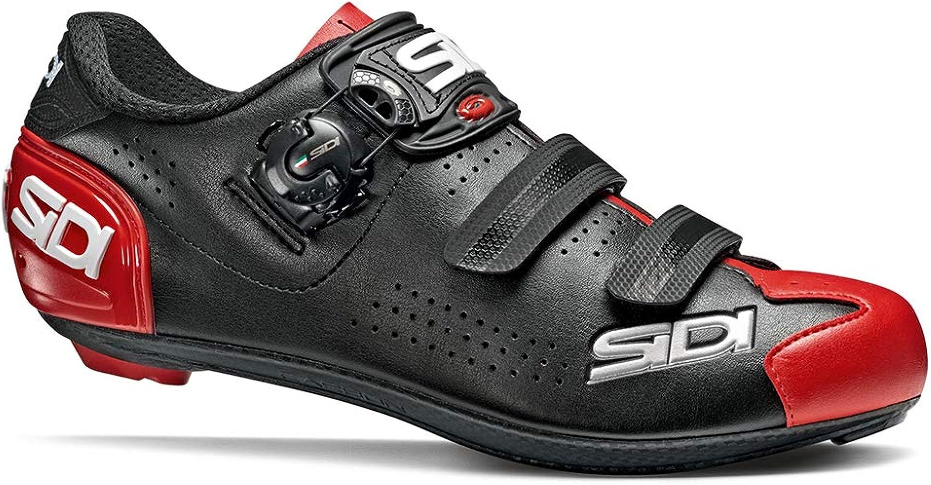 Sidi Alba 2 - Zapatillas de Ciclismo para Hombre, Color Negro y ...
