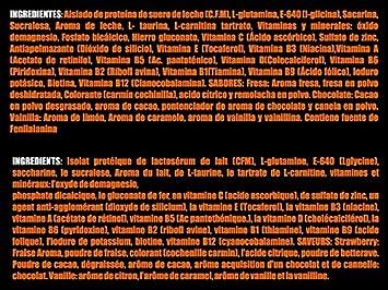 Whey Isolated 1kg 100% profesional, proteina isolada, sabor vainilla: Amazon.es: Salud y cuidado personal