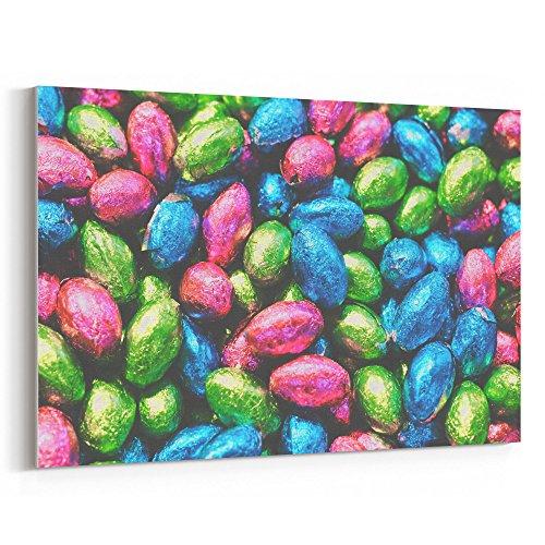 Westlake Art - Easter Candy - 5x7 Canvas Print Wall Art - Ca