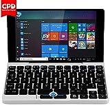 GPD Pocket 7 Inch Aluminum Shell Mini Laptop UMPC Windows 10 System CPU x7-Z8750 8GB/128GB (silver)