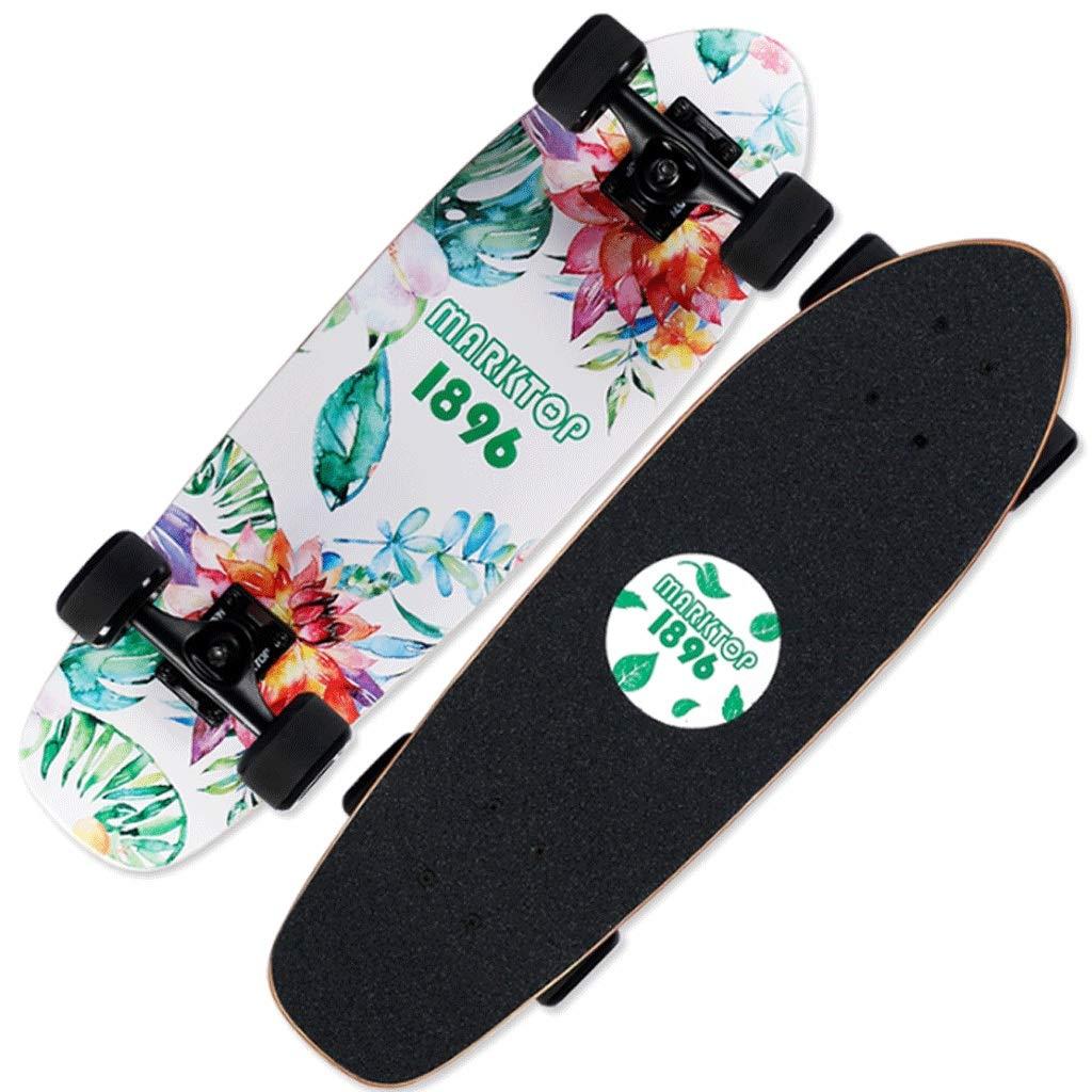 買い保障できる WangYi スケートボード- (色 スケートボードブラシストリートシングルフィッシュボード子供大人4輪ロッカー (色 : G h g, サイズ さいず サイズ : 68.5x20x11cm) B07NPYTYNL 68.5x20x11cm|H h H h 68.5x20x11cm, サントウチョウ:bf5b74aa --- a0267596.xsph.ru