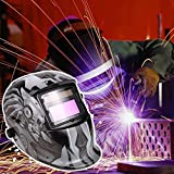 Solar Powered Welding Helmet,