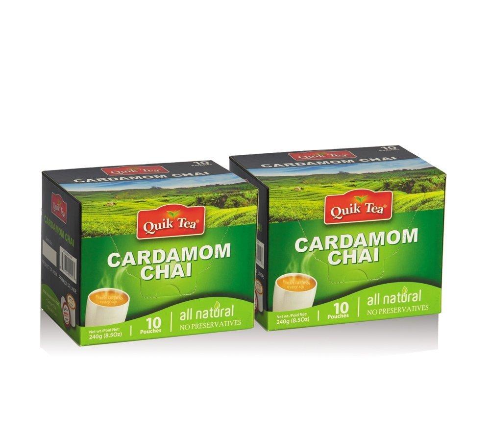 Quik Tea Cardamom Chai Latte 20 Pouches