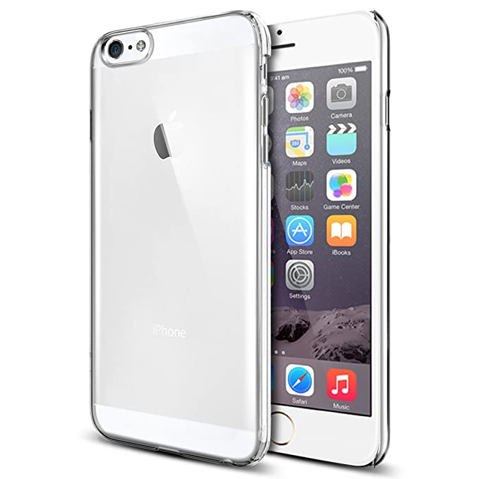 the best attitude 8461c 69b85 Case Buddy ™ Transparent Hard Case and Screen Protector for iPhone 6S and  iPhone 6 (4.7