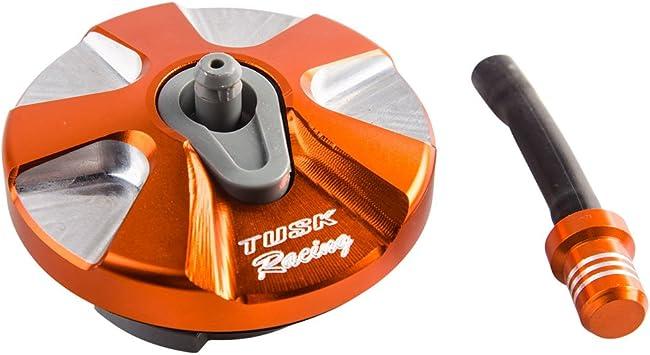 Tusk Front Brake Cap Orange KTM 125 144 150 250 350 450 SX XC XCW EXC XCF