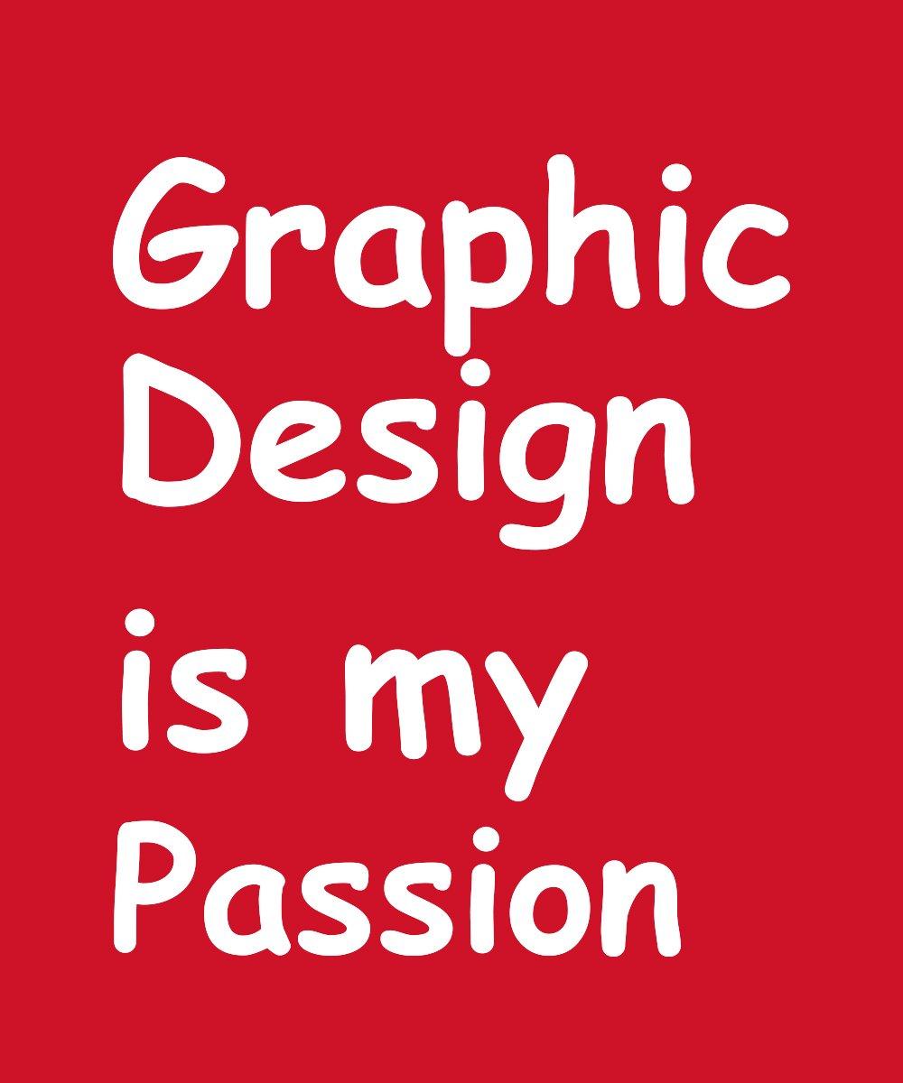 Graphic design is my passion  Graphic Design is my Passion -- Boys Kapuzenpullover: Amazon.de ...