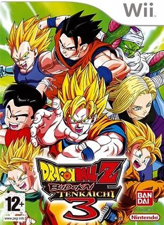 Namco Bandai Games Dragon Ball Z - Juego (Wii, Nintendo Wii, Lucha ...